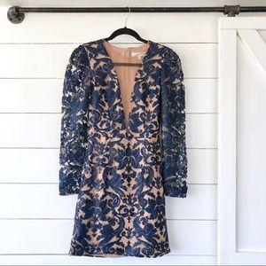 Dress The Population • NWOT Claudia Sequin Dress